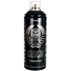 OBEY x Montana Colors MTN Limited Edition Spray Can Thrift Store Shopping, Online Thrift Store, Urban Street Art, Spray Can, Painting Tools, Street Art Graffiti, Painted Signs, All The Colors, Thrifting