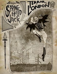 Spring-Heeled Jack in London