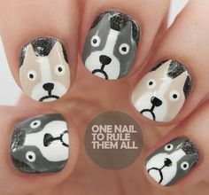 Orly Black MegaPixel FX Review + Nail Art - One Nail To Rule Them All