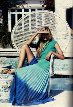 #blue #green #peacock #petroleum #dress #summer #summer15 #sea #pool #swimmingpool #poolside #estate #mare #piscina #petrolio #verde #blue #abitoblu #abitopetrolio