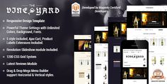 Discount Deals Responsive Magento Theme - Gala VineYardWe provide you all shopping site and all informations in our go to store link. You will see low prices on