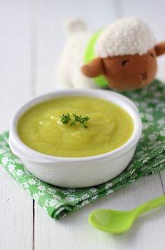 recette petit pot courgette pour bébé (dès 6 mois)   http://www.cuisine-de-bebe.com/recette/puree-pour-bebe-a-la-courgette/