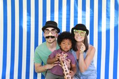 Sacramento Juneteenth Festival - Giggle and Riot Photo Booth