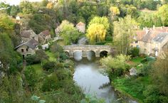 Saint Ceneri Le Gerei is one of the villages in France I want to visit