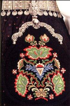 FolkCostume&Embroidery: Overview of Norwegian Costumes. Part 1, the Southeast.