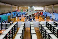Galeria de Escola de Ensino Médio SESC Barra / Indio da Costa Arquitetura - 3