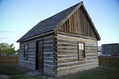 ~ Daughters of Utah Pioneers Santaquin Cabin ~ Santaquin, Utah....
