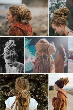Effortlessly support your dreadlocks and use the same dread tie over and over again. These won't stretch out like regular hair ties, and won't snap! Try them today, they're a game changer if you have… Long Dreads, Natural Dreads, Dreadlock Beads, Dreadlocks, Dreadlock Hairstyles, Dreadlock Styles, Dread Bun, Hippie Dreads, Dreadlock Accessories