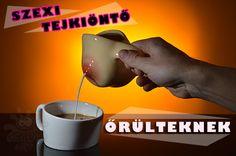 Ilyen őrült formában is szervírozhatod a tejet barátaid kávéjába: http://www.crazyshop.hu/tejcsarda-bogre-604