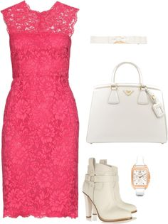 """""""Day dress"""" by hansqueakie on Polyvore"""