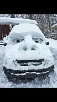 Funny Memes – [Snow gets you down? Stupid Funny, Haha Funny, Funny Cute, Funny Jokes, Hilarious, Memes Humor, Funny Snowman, Snow Sculptures, Perfectly Timed Photos