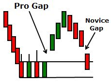 The Novice and Pro Gap - Lessons from the Pros | Featured Article -Online Trading Academy