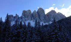 Maestose ODLE Dolomiti