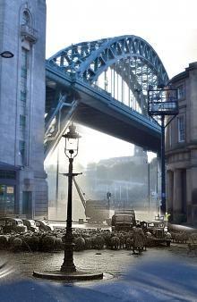 tyne bridge - Pete Robinson