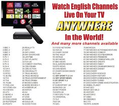 29 Best cheap iptv images in 2019 | World, Channel, Tv services
