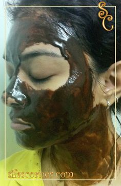 Sifa's Corner: Coffee Face Mask! Shrinks pores and brightens skin.