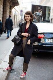 On the Street…Via Montenapoleone, Milan «  The Sartorialist
