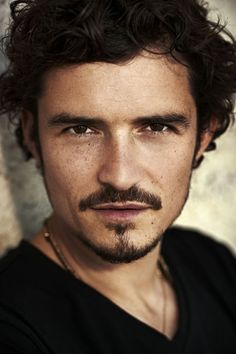 Orlando Bloom: Famous for the Lord of the Rings and Pirates of the Caribbean movie franchises