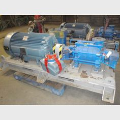 Used 5 inch x 3 inch centrifugal pump supplier worldwide - Technosub MH480-125-3 Centrifugal Pumps for sale - Savona Equipment