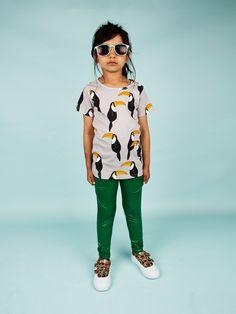 Mini Rodini Tucan Shirt für Jungs und Mädchen im Sale entdecken www.belloundelsa.de
