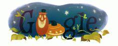 Google Doodle von heute: Halloween - Mehr Infos zum Thema auch unter http://vslink.de/internetmarketing