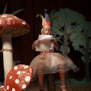 How to Make a Giant Fake Mushroom Out of Paper Mache | eHow
