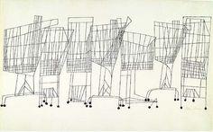 illustration by Ben Shahn (1957)