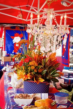 Happy Tailgating Y'all! | Ole Miss Tailgate