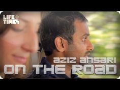 Aziz Ansari -On The Road