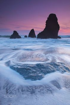 ***Rodeo Beach (California) by Seungho Yoo on 500px c.