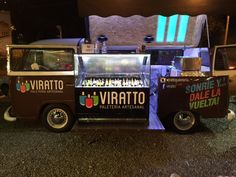 Espectacular vitrina LOFT Paletas de SEVINORDICO  Food Truck VIRATTO  Ventas vitrina 3128721479