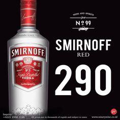 Smirnoff promo