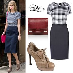 taylor swift steal her style | Taylor Swift leaving the gym in New York City May 4th 2014 – photo ...