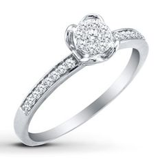 Pretty promise ring