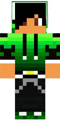 My New Minecraft Skin