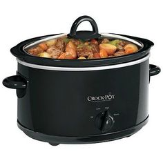 Discover some of the best performing and the most popular slow cookers in the market from Crock-Pot. Browse digital and manual Crock-Pot slow cookers today! 4 Quart Slow Cooker, Best Slow Cooker, Crock Pot Slow Cooker, Crock Pot Cooking, Slow Cooker Chicken, Slow Cooker Recipes, Crockpot Recipes, Crock Pots, Chicken Recipes