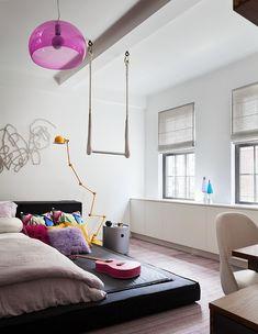 Park Avenue Apartment by Indi Interiors