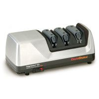 Chef'sChoice® Brushed Metal Electric Knife Sharpener