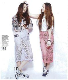{SCAN} 140518 Jessica and Krystal for Nylon Magazine || cr. Woorisica [5/13] pic.twitter.com/B1rKMhtQwN