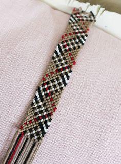 Burberry Friendship Bracelet Pattern