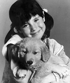 Punky Brewster-- use to be my favorite! I also had a close friend named Kristi who I will forever think, looked just like her! RIP Kristi (Don't Drink and Drive)