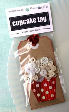 Button+Greeting+Cards+Part+2:+14+More+Ideas+for+Handmade+Homemade+Card+Making