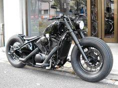Harley Davidson News – Harley Davidson Bike Pics Softail Bobber, Bobber Bikes, Bobber Motorcycle, Bobber Chopper, Triumph Bikes, Custom Bobber, Custom Harleys, Custom Motorcycles, Cafe Racer Honda