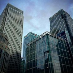 Good Morning #canarywharf #canary #wharf #london by danielsmales