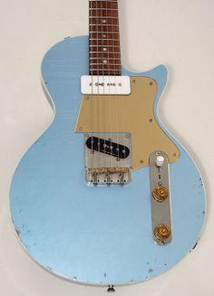 Fano Guitars Alt de Facto SP6 Ice Blue
