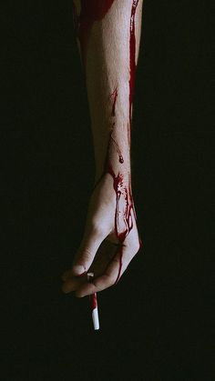 There was blood on Gilbert's hands and it would never wash off Fotografia Social, The Secret History, Laura Lee, Writing Inspiration, Dark Art, Oeuvre D'art, Dark Side, It Hurts, Blood
