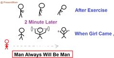 Men Will Be Men...    Always Guaranted