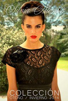 #moda #invierno2014 #silviamensio #glamour