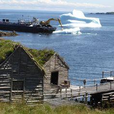 Newfoundland, Random Passage movie site