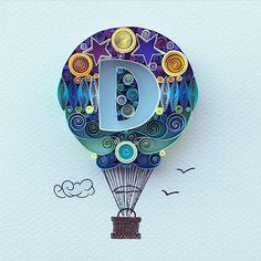 Quilled Paper Art: I Believe I Can Fly por SenaRuna en Etsy